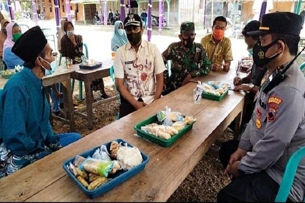 Lagi! Hajatan di Grobogan Dihentikan Petugas