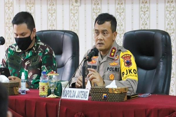 Abu Bakar Ba'asyir Bebas, Kapolda Jateng: Tak Boleh Ada Kerumunan Penjemput!
