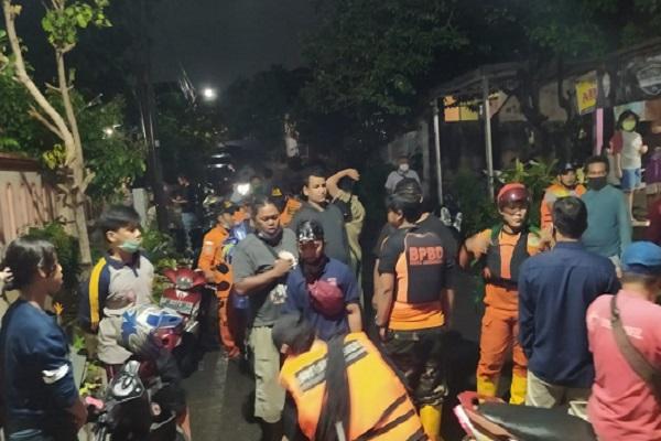 Main di Saluran Air, Bocah 7 Tahun di Semarang Hanyut