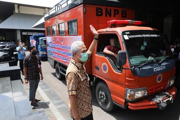 Jateng Kirim 15 Sukarelawan Bantu Korban Gempa Sulawesi Barat