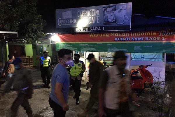 Sepekan PPKM, 86 PKL di Semarang Terjaring Operasi Yustisi