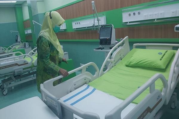 Siap Rawat Pasien Covid-19, RSU Banyumanik 2 Semarang Buat Jalur Khusus
