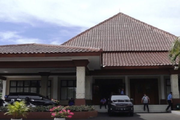 RS Penuh Pasien Covid-19, Rumah Dinas Wali Kota Semarang Jadi RS Darurat