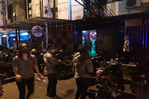 Sepekan PPKM, 688 Tempat Usaha di Jateng Ditutup