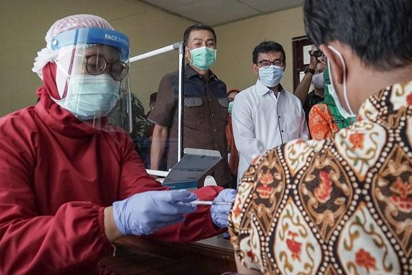 133.000 Orang Jadi Sasaran Vaksinasi di Salatiga