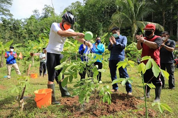 Gunakan Mitos, Desa di Magelang Sukses Konservasi Lingkungan