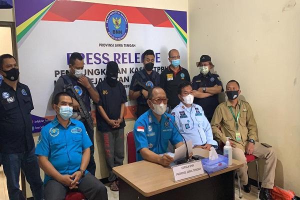 Puluhan Tahun Jadi Bandar Narkoba, Aset Warga Banyumas Disita BNN