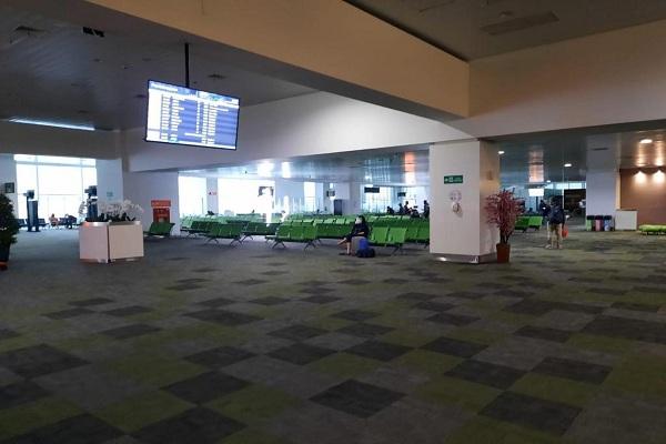 Semarang Diguyur Hujan, Operasional Bandara Ahmad Yani Setop Sementara