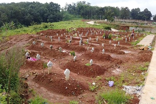 Dinkes Jateng Sebut Kasus Kematian Covid-19 Turun 77,9%