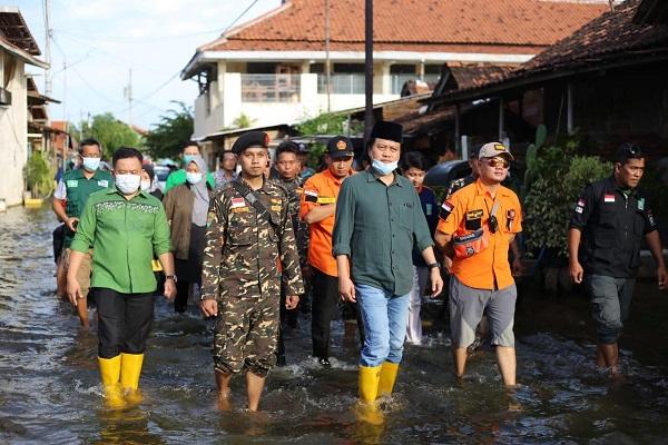 Banjir Pekalongan, Wakil Ketua DPRD Jateng Sarankan Transmigrasi