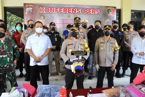 Pembunuhan Perempuan dalam Lemari Hotel Diungkap Dalam 6 Jam, Wali Kota Semarang Puji Polisi