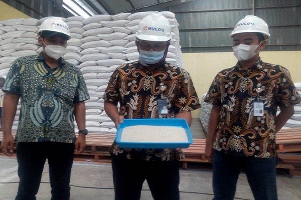 Ramadan dan Lebaran, Bulog Cabang Semarang Pastikan Stok Beras Aman