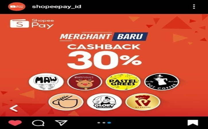 Tips Tetap Berenergi Walau Sibuk Seharian dengan Merchant Baru ShopeePay