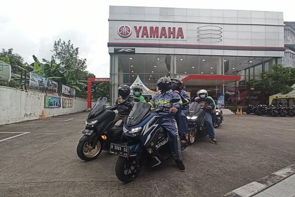Yamaha Gelar Touring Gaya Baru Berhadiah Puluhan Juta Rupiah, Pengin Ikutan?