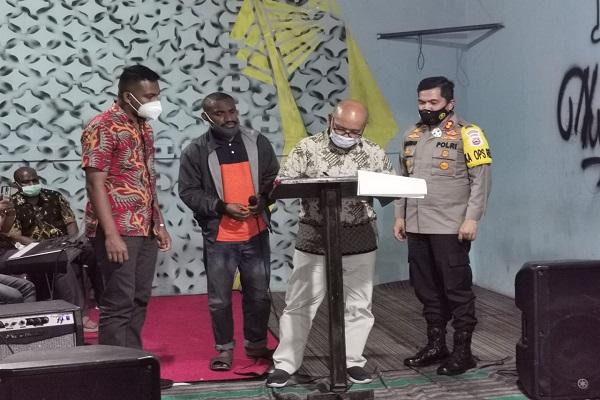 3 Mahasiswa UKSW Salatiga Meninggal, Mahasiswa Papua se-Jateng Deklarasi Tolak Miras