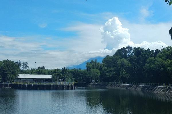 Senin Pagi, Gunung Merapi Luncurkan Awan Panas Dua Kali