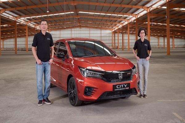 Resmi Diperkenalkan di Jateng & DIY, Honda City Hatchback RS Jadi Penerus Honda Jazz