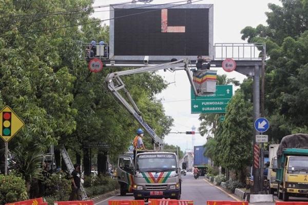 Ini Daftar Lokasi 21 Kamera ETLE di Jateng, Semarang Ada 3