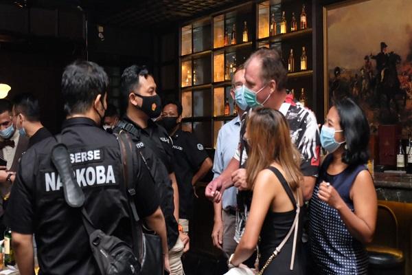 Polda Jateng Gelar Razia Narkoba di 11 Kafe Semarang, Ini Temuannya…