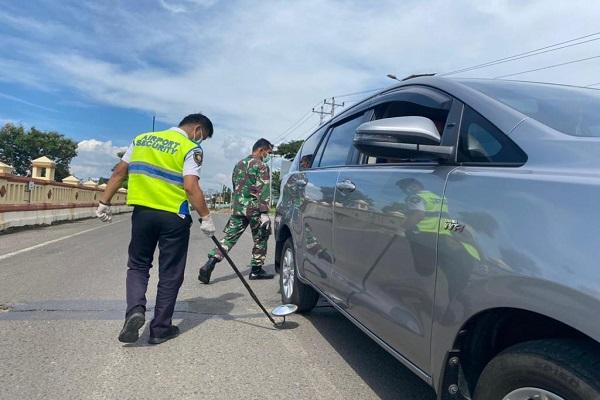 Pasca-Bom Makassar, Bandara Ahmad Yani Semarang Tingkatkan Keamanan