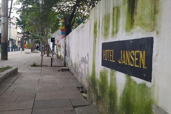 Menelisik Jejak Hotel Jansen di Semarang, Termegah saat Era Kolonial Kini Tinggal Nama