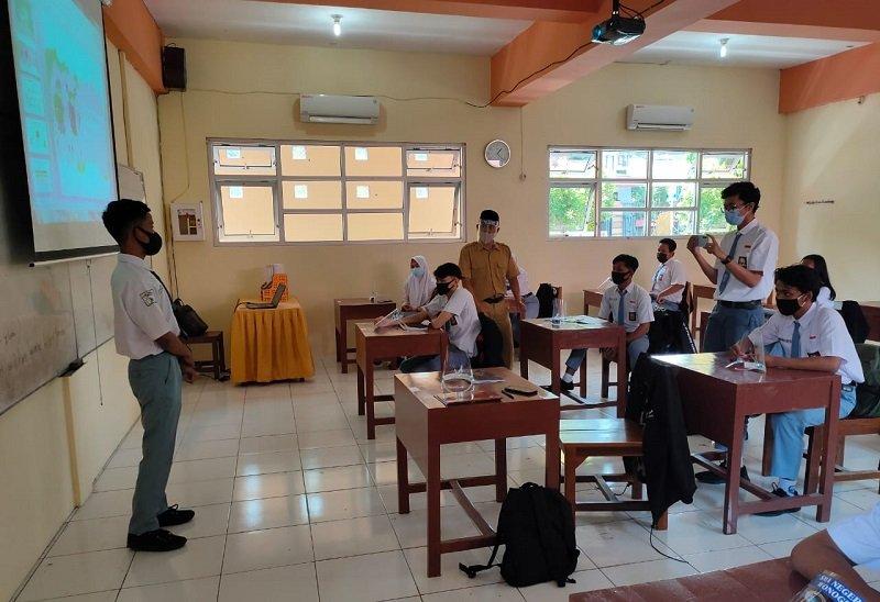 Ini 140 Sekolah di Jateng yang Gelar Pembelajaran Tatap Muka 5 April