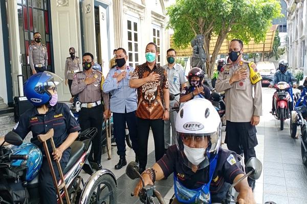 Polrestabes Semarang Siap Terbitkan SIM D Khusus Difabel