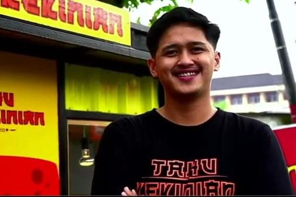 Inspiratif, Bisnis Tahu Bawa Pemuda Purbalingga Raih Gelar Sarjana di Unnes