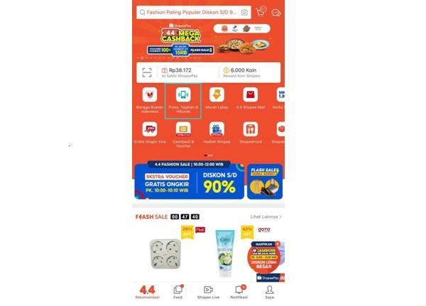 ShopeePay 2 (Istimewa)
