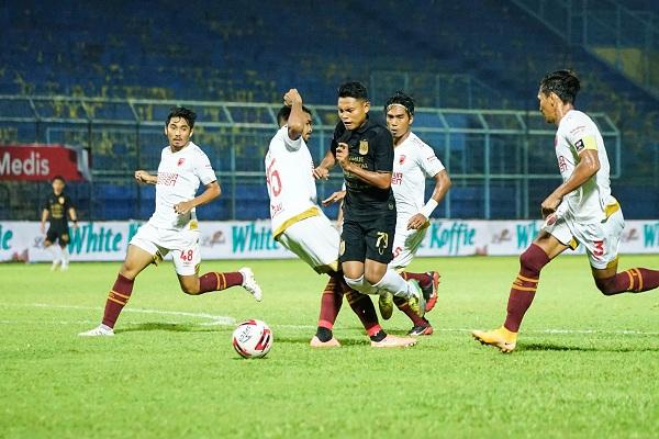Kalah Adu Penalti, Petualangan PSIS Semarang di Piala Menpora 2021 Berakhir