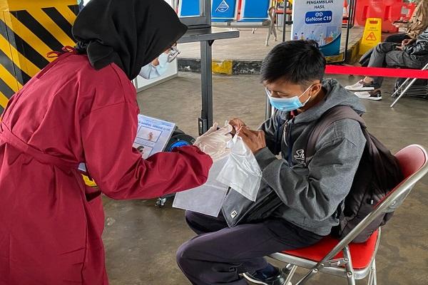 Bandara Ahmad Yani Buka Layanan GeNose C19, Tes Covid-19 Jadi Lebih Murah