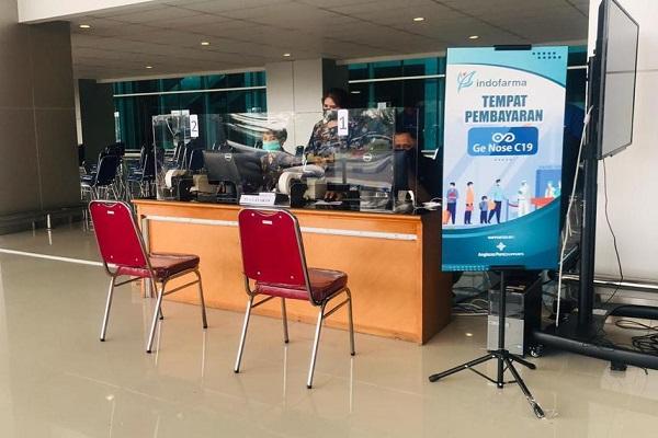 Bandara Ahmad Yani Gunakan GeNose C19 Akhir April