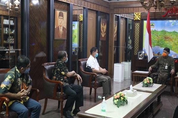 Gubernur Ganjar Panggil Tim Vaksin Nusantara, Ada Apa?