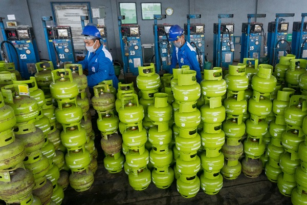 Pertamina Prediksi Konsumsi Elpiji di Jateng & DIY Naik 9%