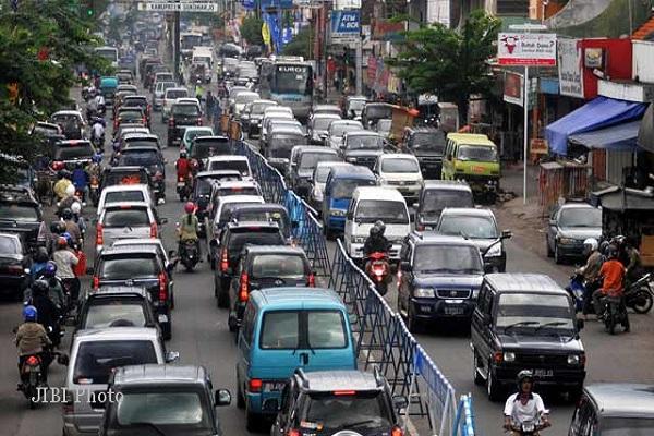 Jelang Larangan Mudik, 5.000 Kendaraan Pemudik Masuk Jateng