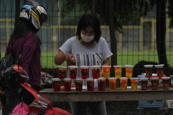 Wali Kota Salatiga Izinkan Penjual Takjil Berjualan
