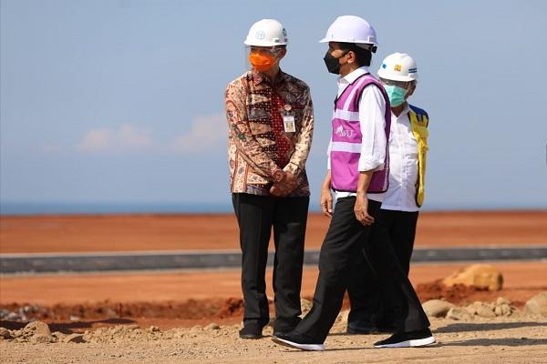 Ditinjau Jokowi, Kawasan Industri Batang Mulai Dibangun Pabrik di Bulan Mei