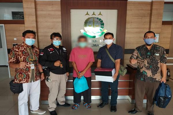 Buron 4 Tahun, Penjual Faktur Pajak Palsu di Semarang Ditangkap