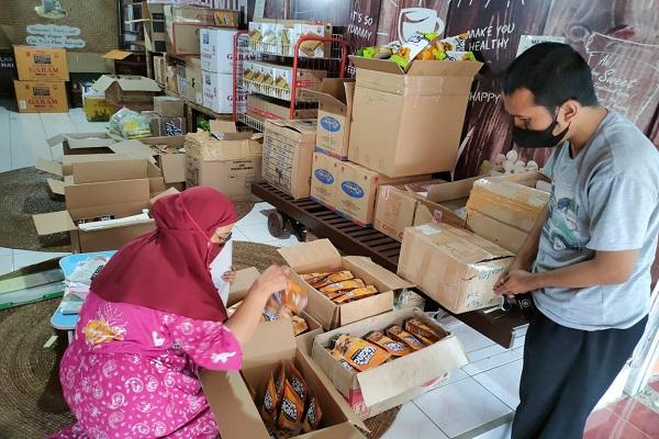 Pemprov Jateng Borong 2.000 Parsel Lebaran Buatan UMKM
