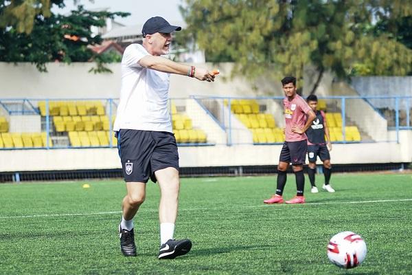 Pelatih PSIS Sudah Kantongi Kelemahan PSM Makassar