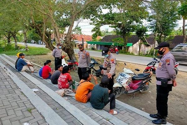 Pesta Miras saat Bulan Puasa di Bleduk Kuwu, Remaja Grobogan Digelandang ke Mapolsek