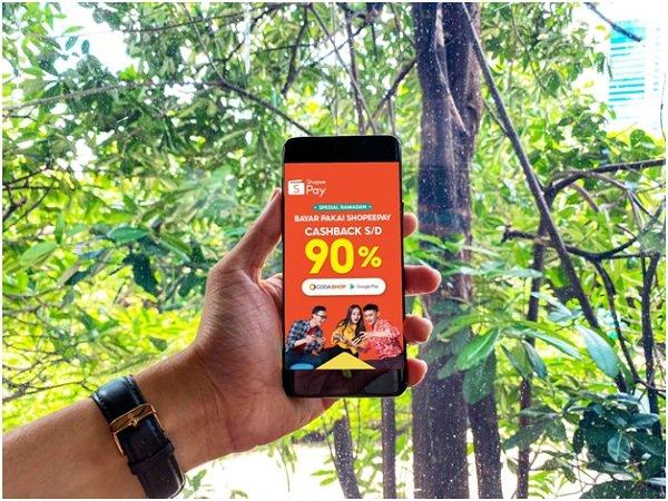 Kebutuhan Hiburan Meningkat Jelang Lebaran, ShopeePay Berikan Cashback Hingga 90% di Codashop dan Google Play Store