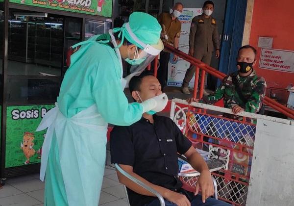Pengunjung Positif Covid-19 dari Tes Acak, Pasar Raya Luwes Purwodadi Tak Ditutup