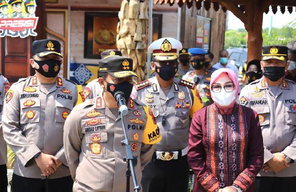 H+2 Lebaran, 11.700 Kendaraan ke Jateng Dipaksa Putar Balik