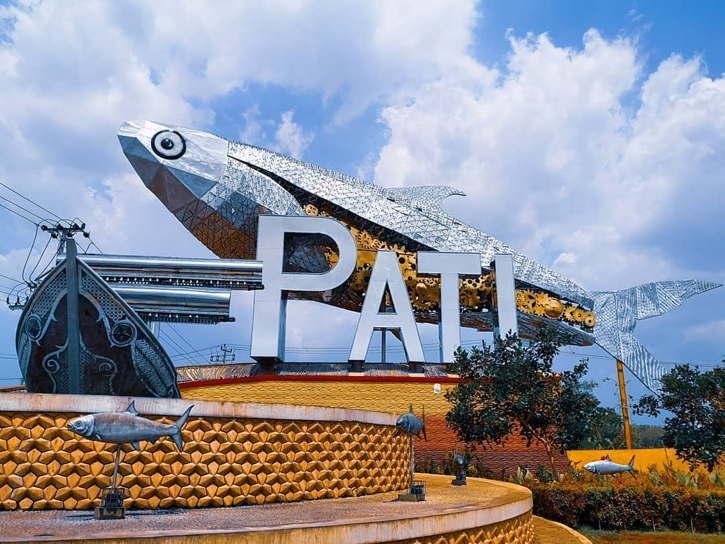 Mengulik Tugu Bandeng, Ikon Kabupaten Pati yang Kaya Filosofi