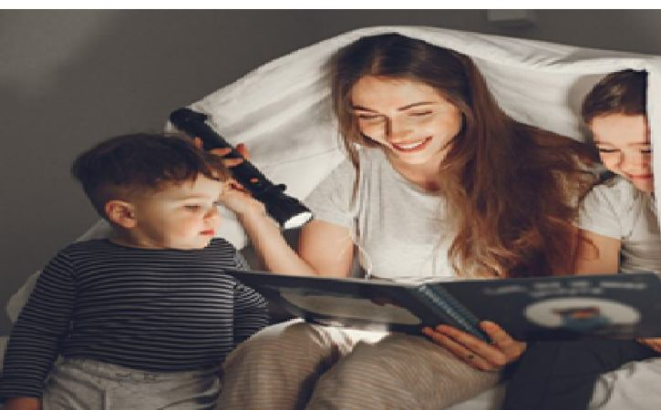 Bangun Minat Baca Sejak Dini, Begini Caranya!