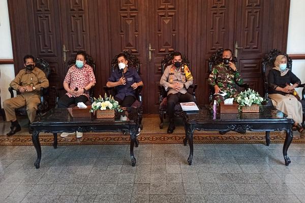 Jelang Lebaran, Pemkot Salatiga Tutup Pasar Tiban & Objek Wisata