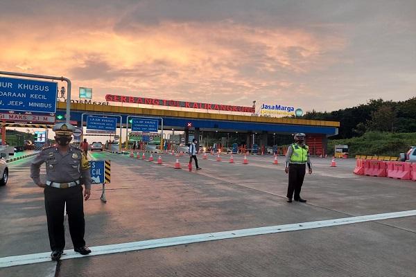 Masuk Semarang, Kendaraan Pemudik Wajib Lakukan Ini