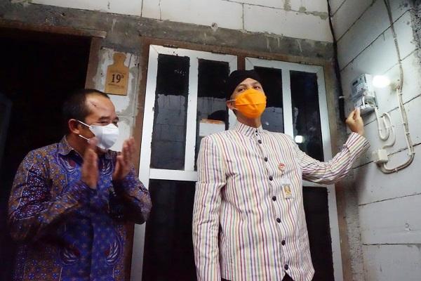 173 Masyarakat Kurang Mampu di Jateng Dapat Sambungan Listrik Gratis
