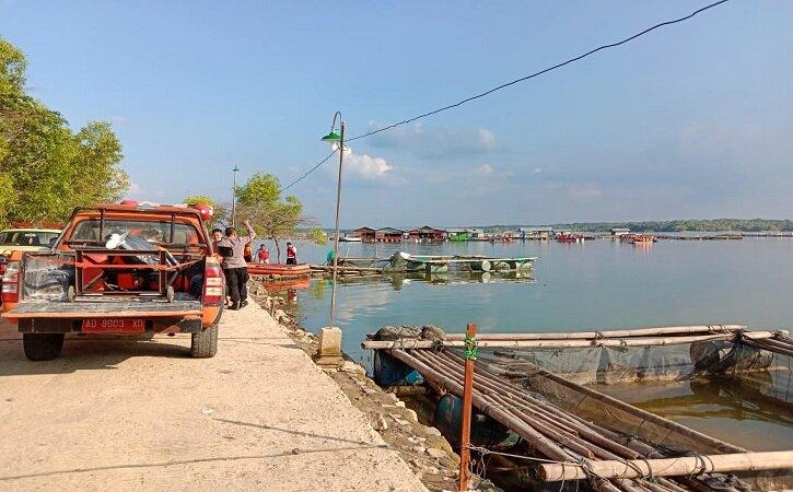 Kisah Penumpang Perahu Terbalik di Waduk Kedungombo Kemusu Boyolali: Anak Saya Tenggelam